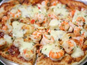 Yabby Pizza