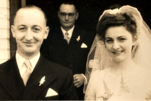 Grandma & Grandad Wedding