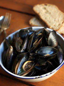 Weekend Mussels