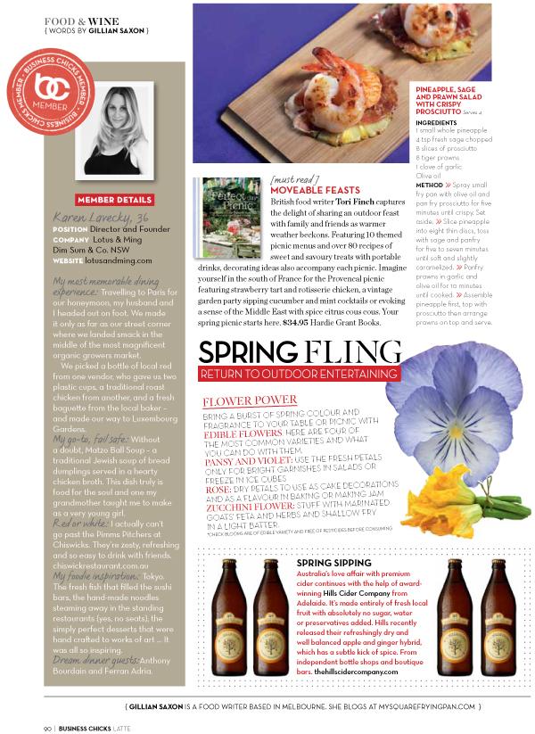Latte Magazine