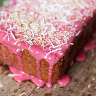 Phillippa's Raspberry Coconut Tea Cake