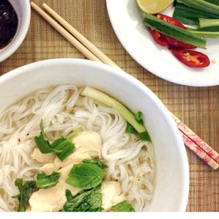 Phở (Vietnamese Noodle Soup)