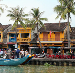 Mick Jagger, A Camp Stove and Finding the Long Way Home to Hoi An
